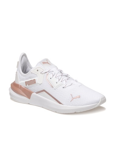Puma Kadın Beyaz Platınum Sneakers 309270 Beyaz